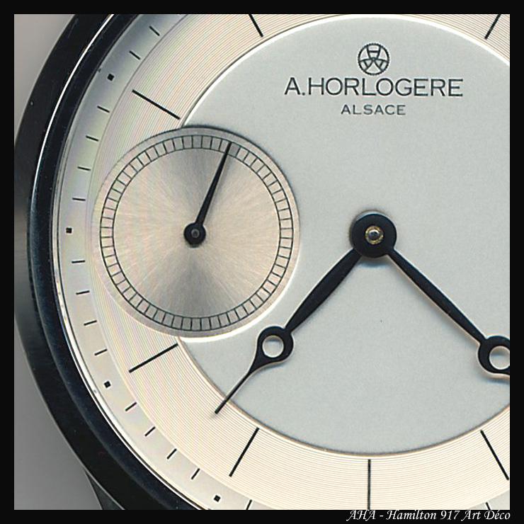 Montre de l'association Horlogere d'Alsace  H917-6