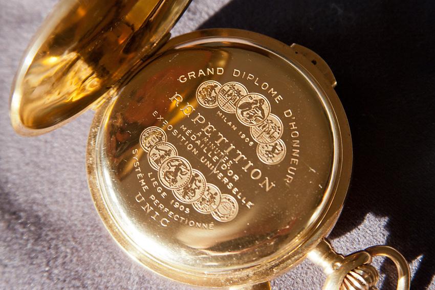 Restauration d'une vintage : UNIC calibre AS  - Page 2 MG_6592
